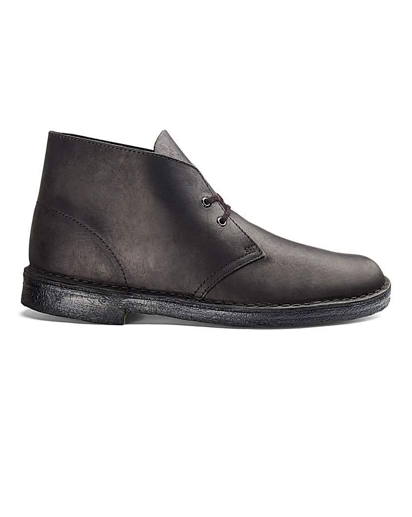 Clarks Desert Leather Boot