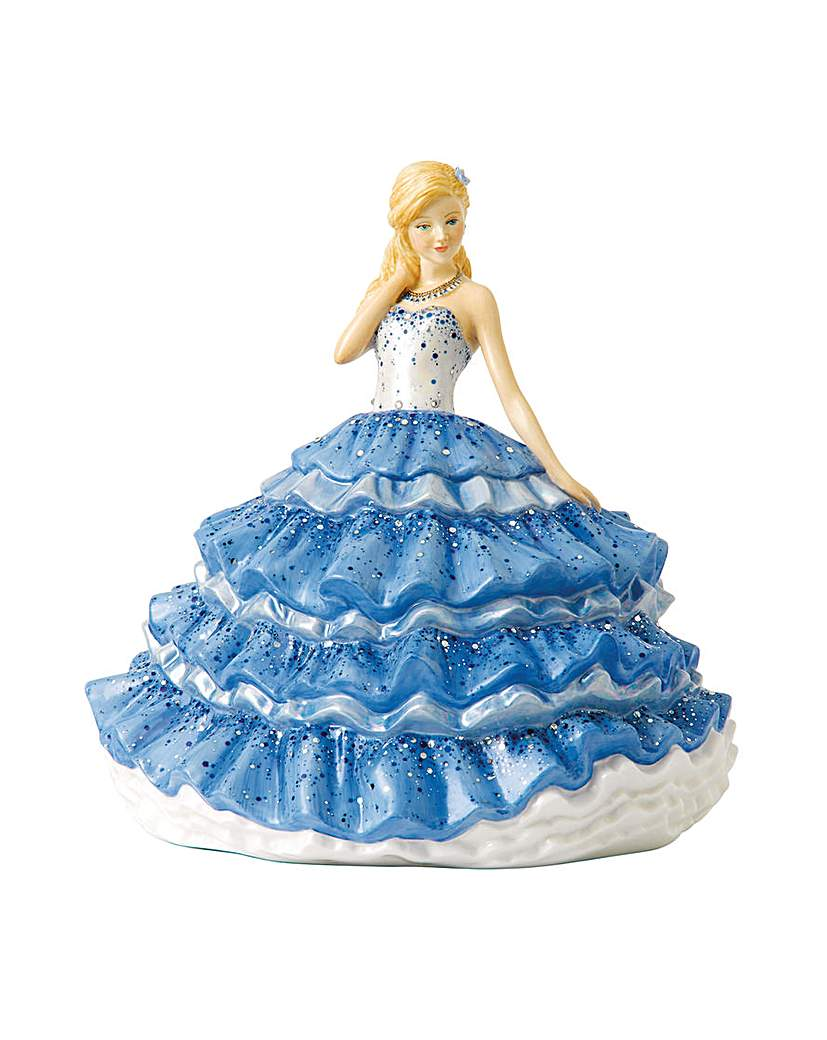 Image of Royal Doulton Figures Debutante Ball