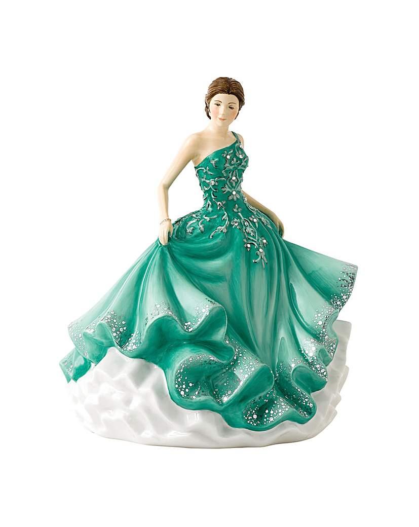 Image of Royal Doulton Figures May Ballare