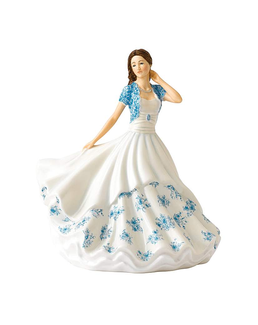 Image of Royal Doulton Figures Kirsty