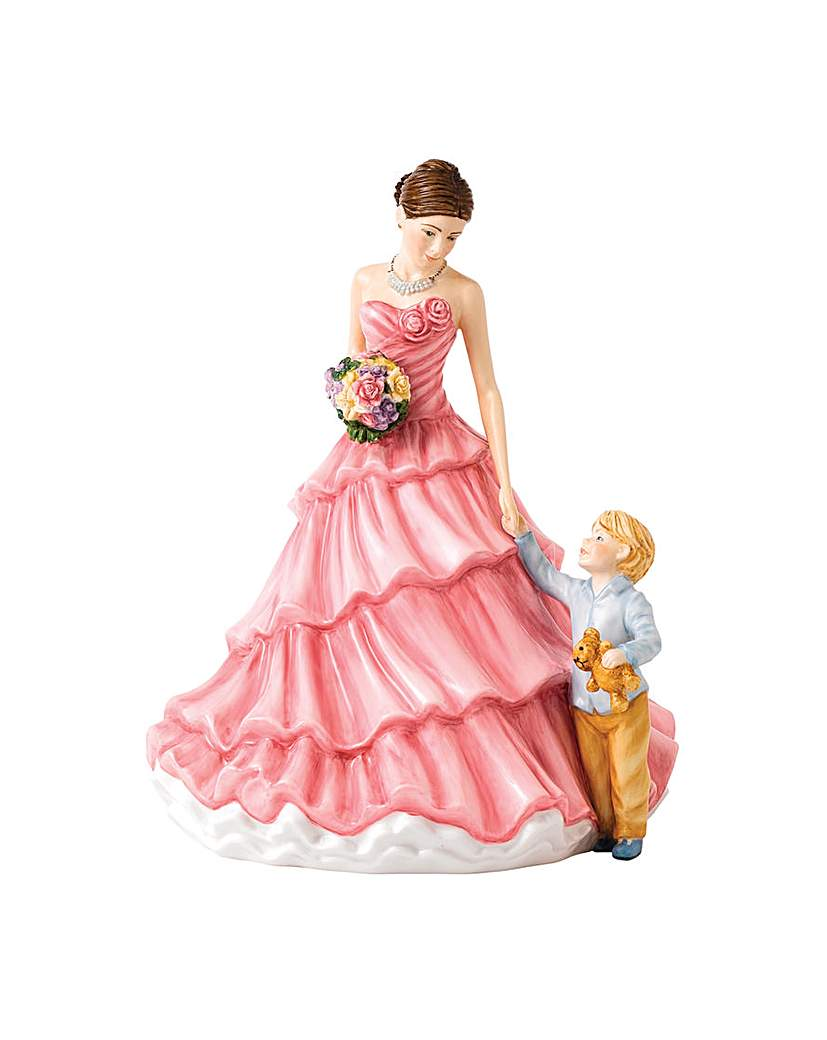 Image of Royal Doulton Figures Loving Moments