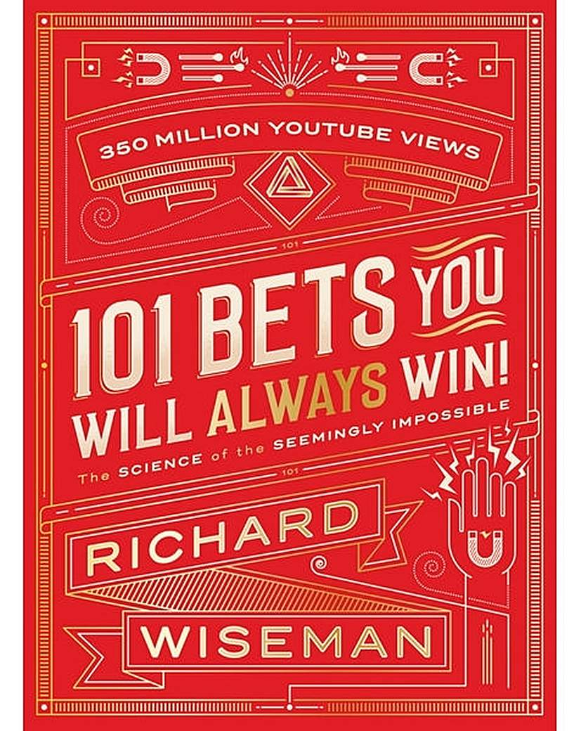 Image of 101 BETS YOU WILL ALWAYS WIN