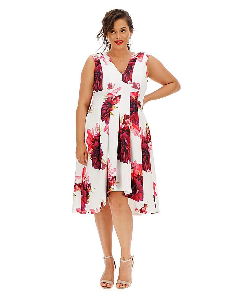 Coast Blosson Printed Dress