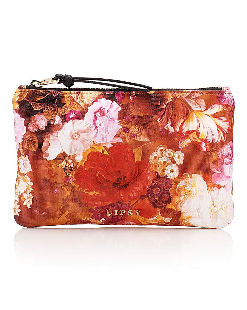 Lipsy Lipsy Floral Pouch Bag