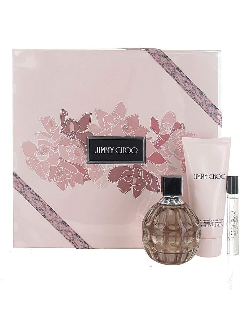 Jimmy Choo 100ml Fragrance Giftset