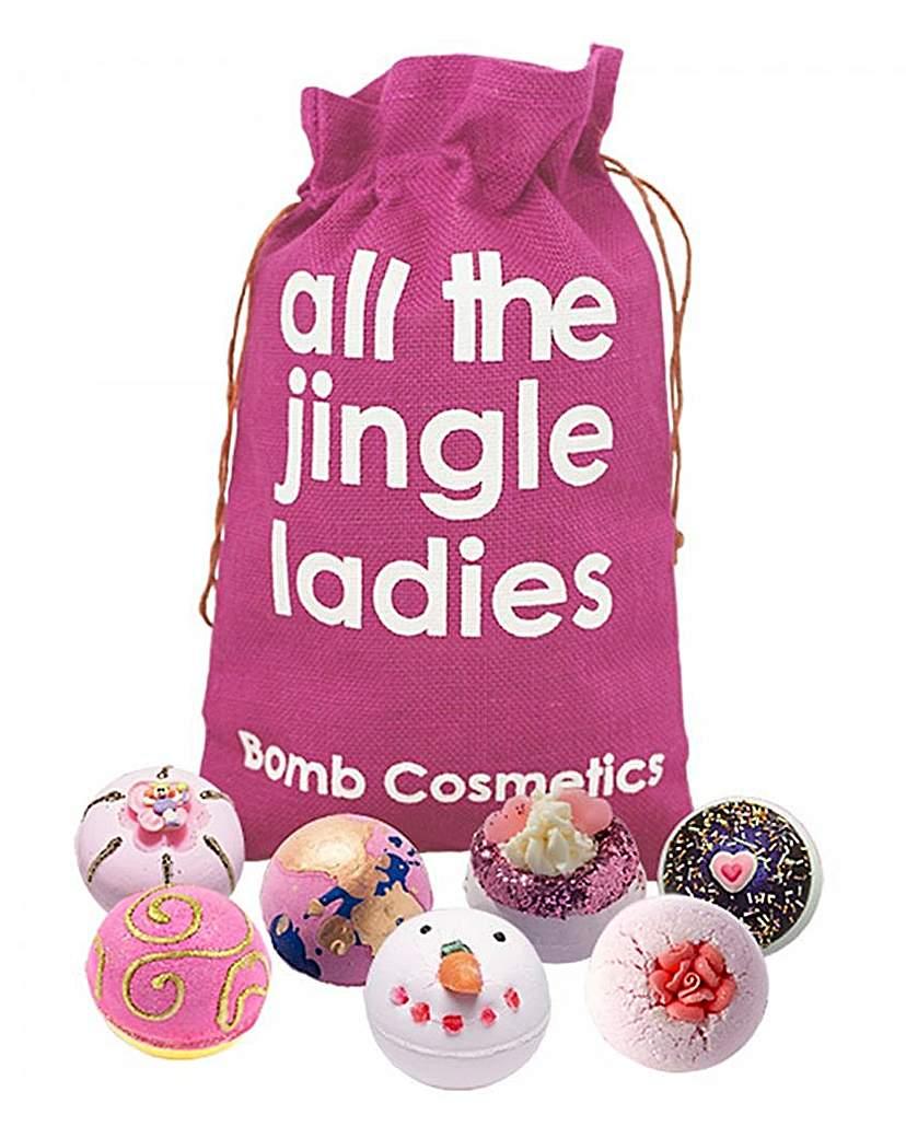Bomb Cosmetics All The Jingle Ladies