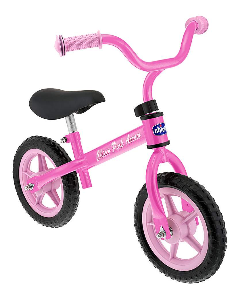 Chicco My First Balance Bike Pink Arrow