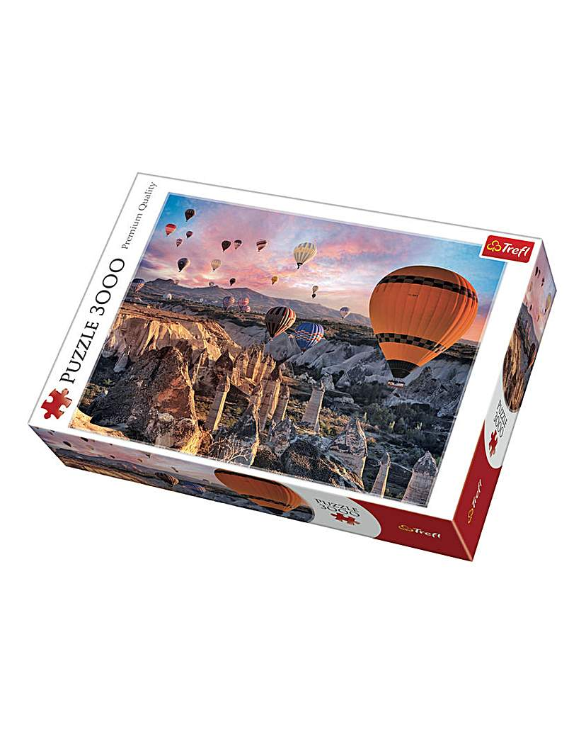 Image of 3000pc Air Balloon Puzzle