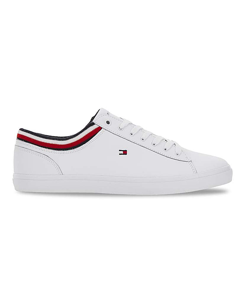 Tommy Hilfiger Leather Trainer