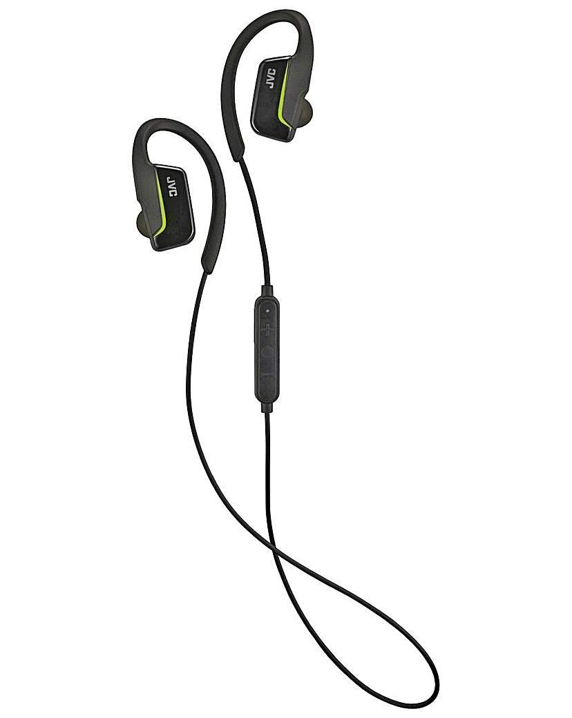 Image of JVC Wireless In-Ear Sport Headphones