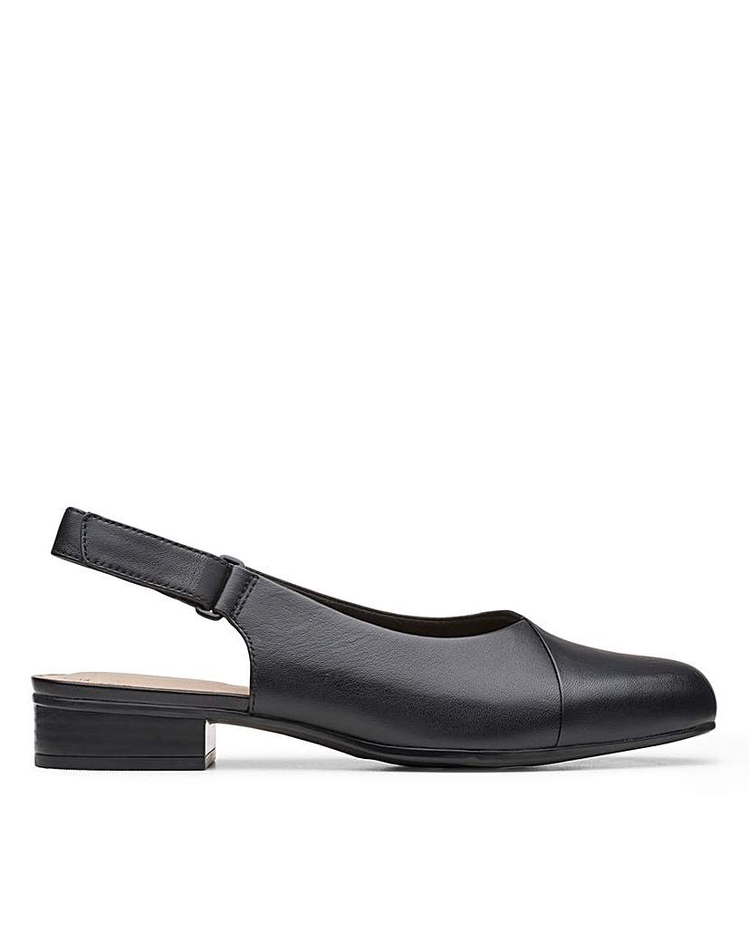 Clarks Clarks Juliet Pull D Fitting