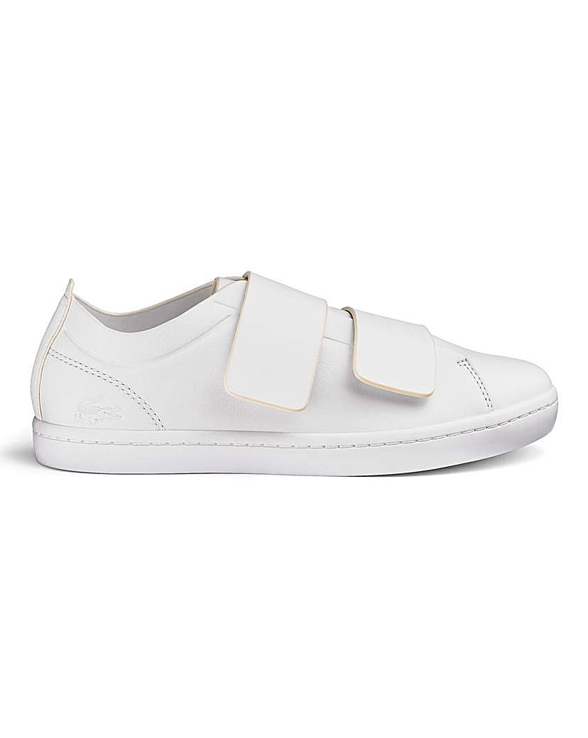 Lacoste Lacoste Straightset Strap 118 Trainers