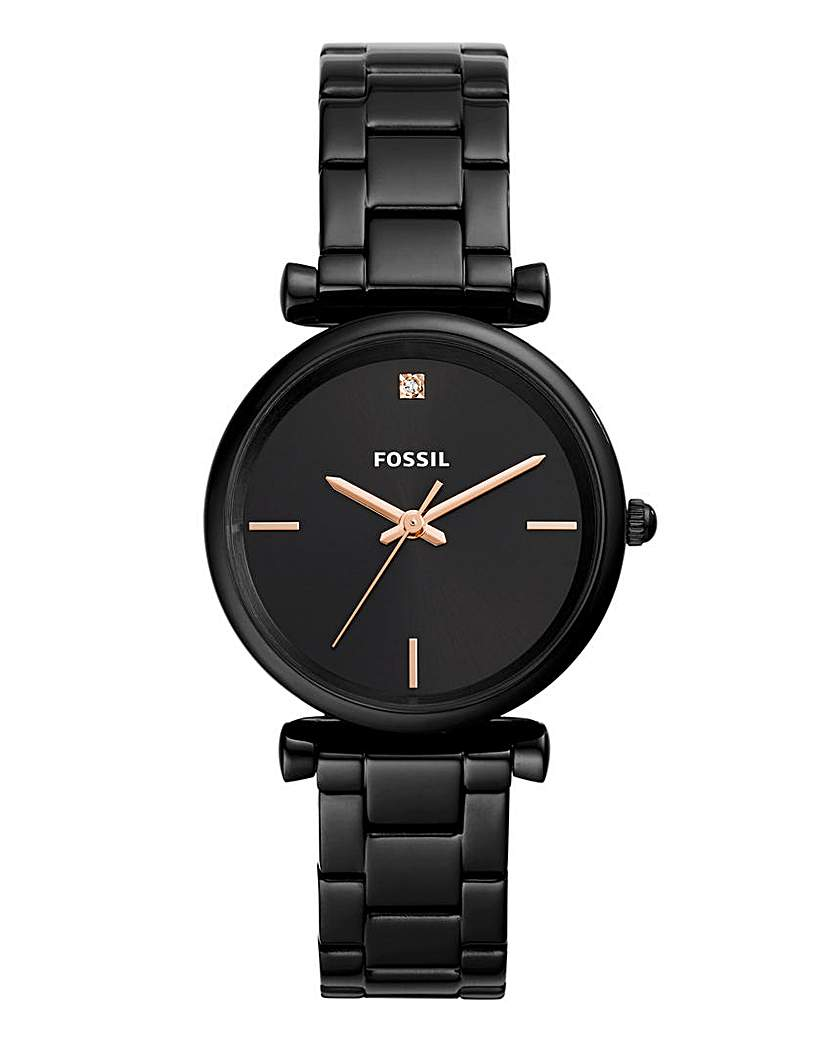 Fossil Ladies Stainless Steel Watch