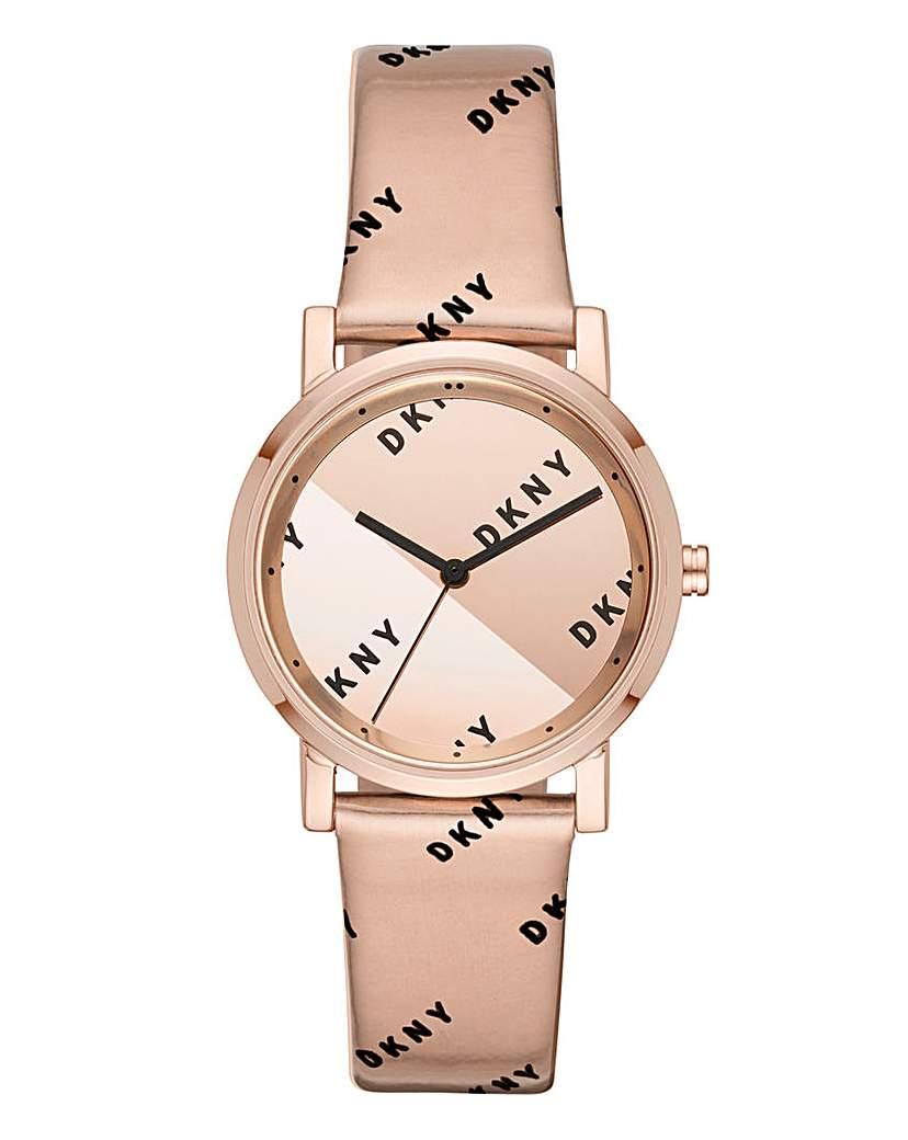 DKNY DKNY Logo Ladies Watch