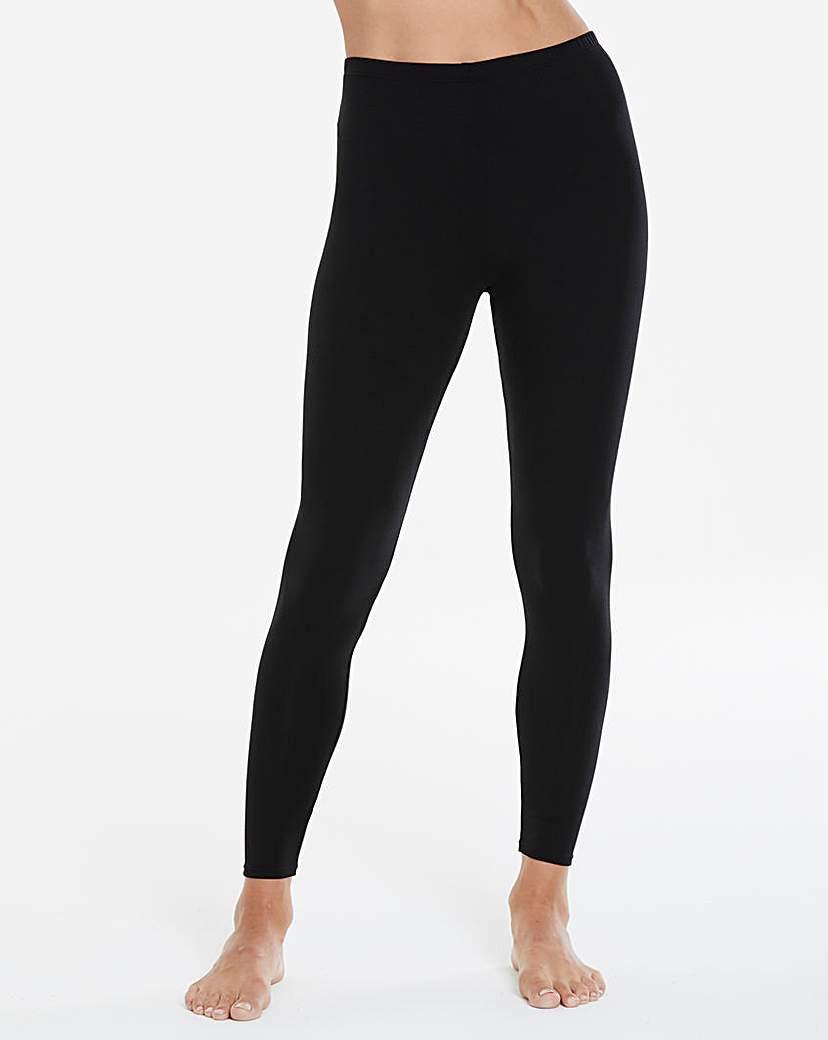 Modal Black Leggings
