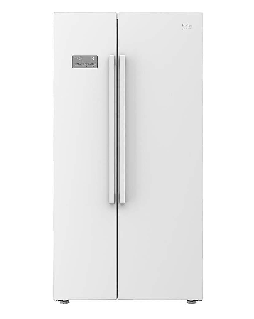 Beko EcoSmart American Fridge Freezer
