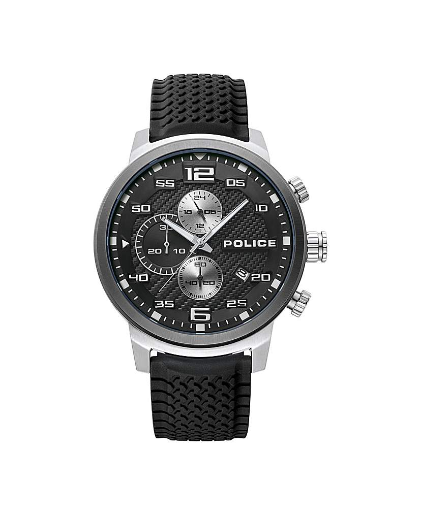 Image of  			   			  			   			  Gents Police Watch
