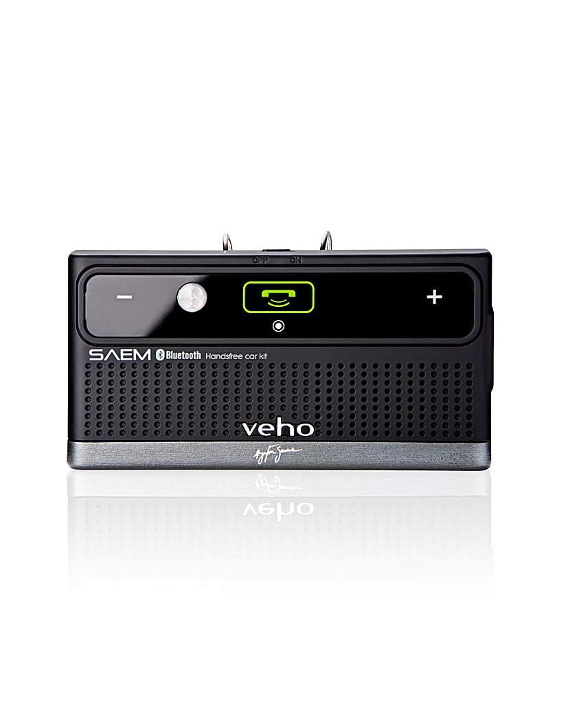 Veho BT Car Speaker and Charger Kit