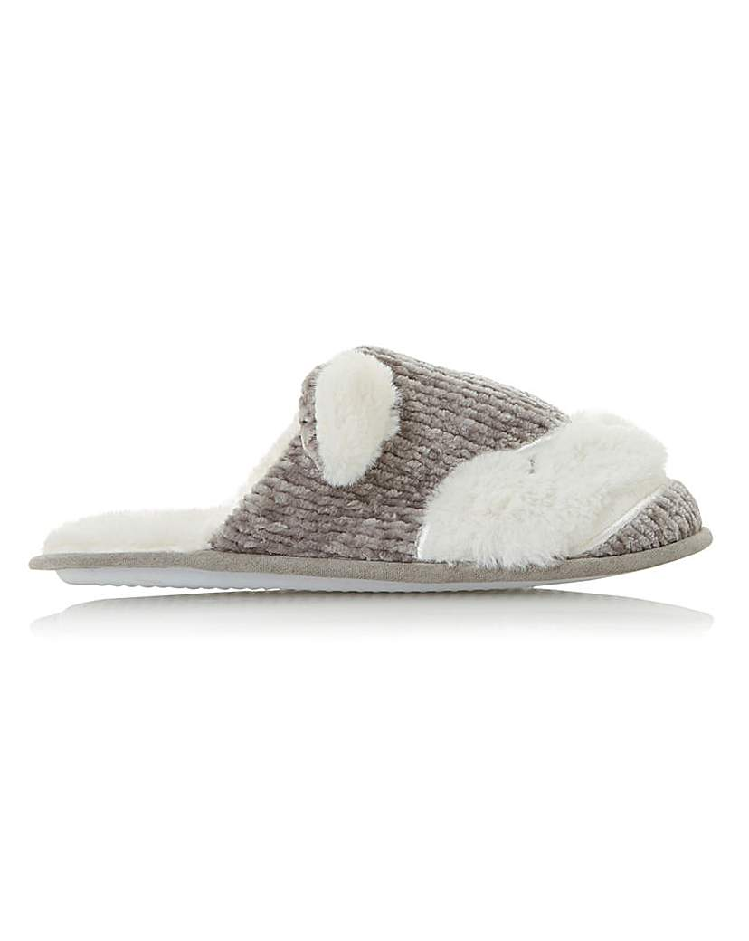 Head Over Heels Fronie Slippers