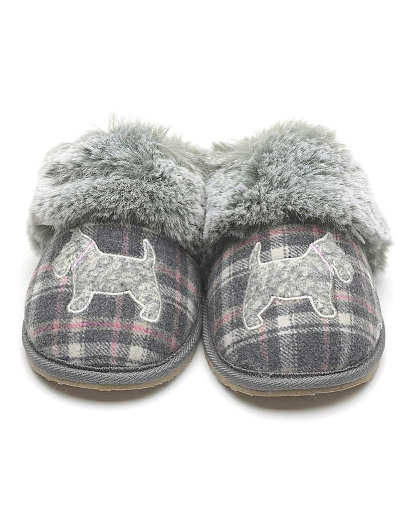 Lazy Dogz Mule Slippers E Fit