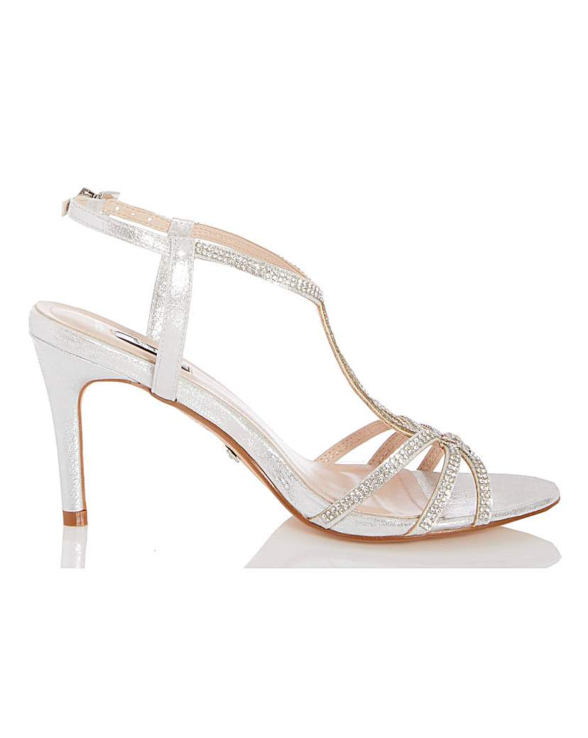 Quiz Quiz T Bar Occasion Sandals