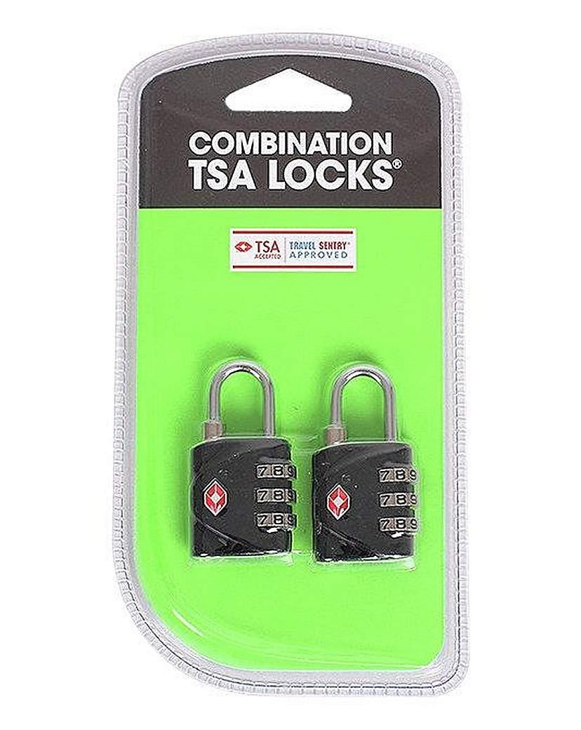 Go Explore TSA Travel Locks - Pair