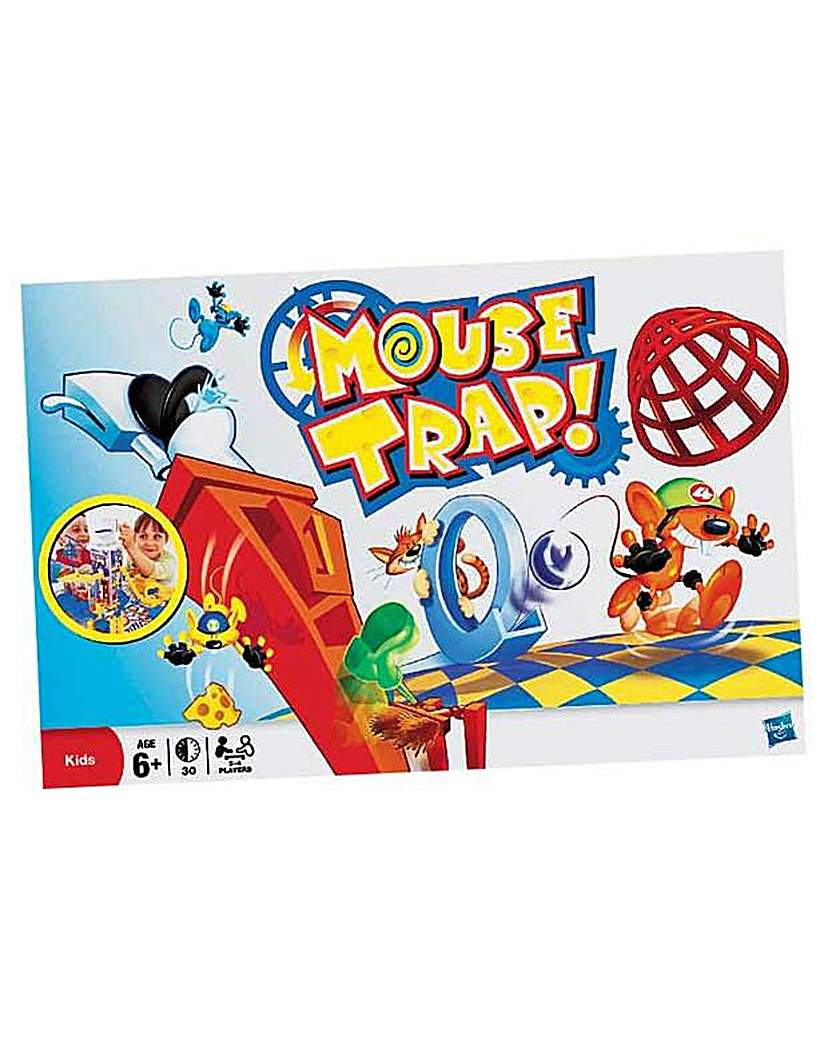Image of Mousetrap Board Game from Hasbro Gaming