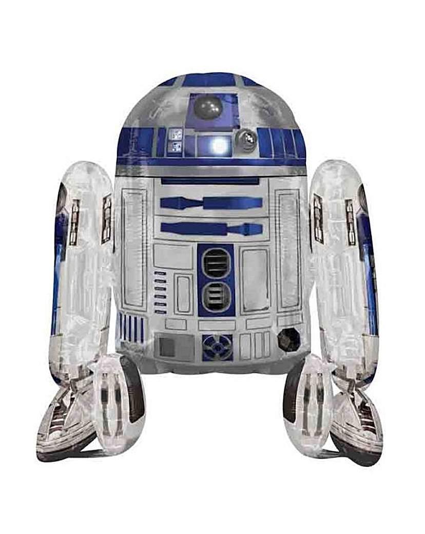 Airwalker Balloon Star Wars R2D2  Pump