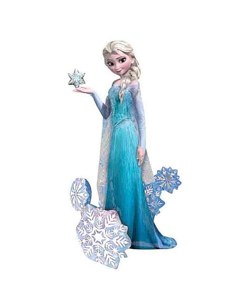 Airwalker Balloon Frozen Elsa  Pump