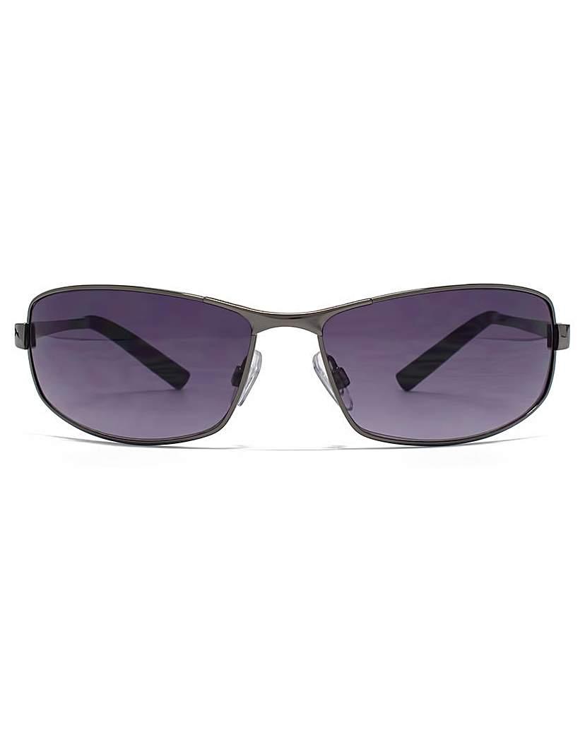 Image of FCUK Metal Wrap Sunglasses