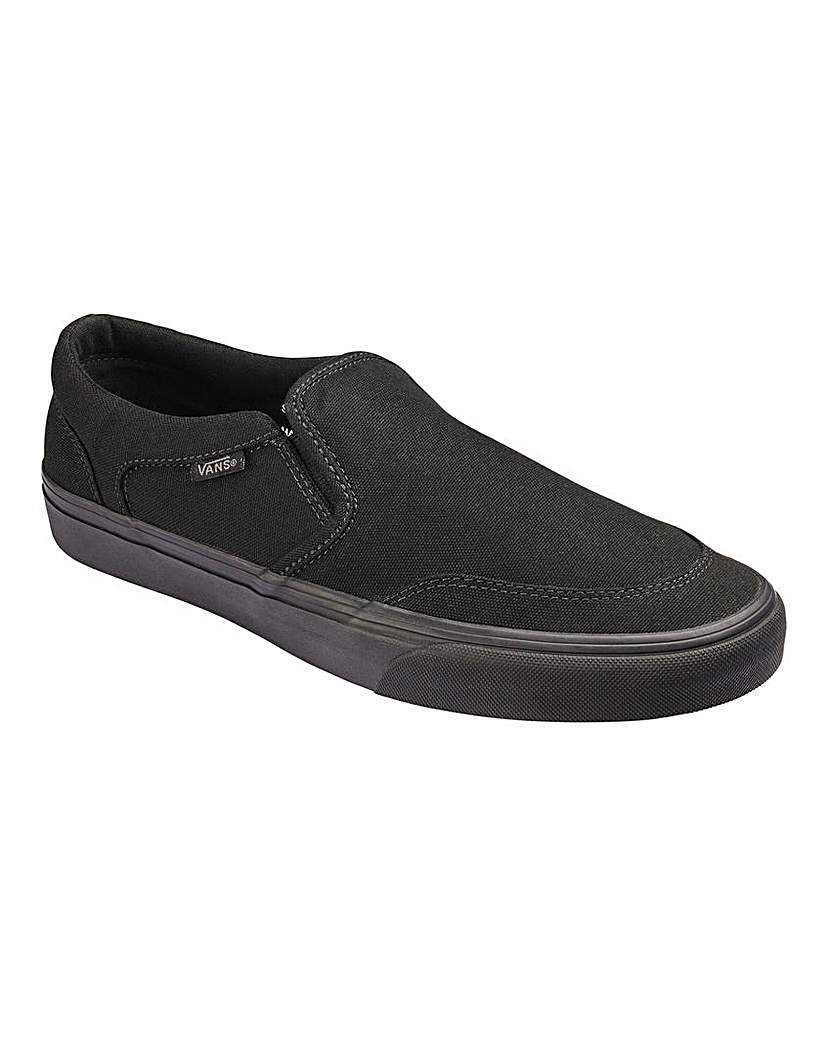Vans Asher SlipOn Casual Shoes