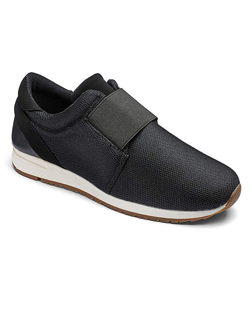Be Active Slip On Trainers EEE Fit
