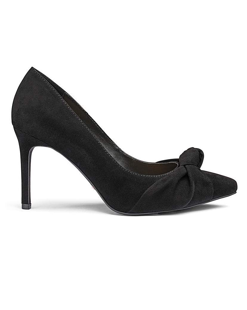 Hope Knot Court Shoes E Fit
