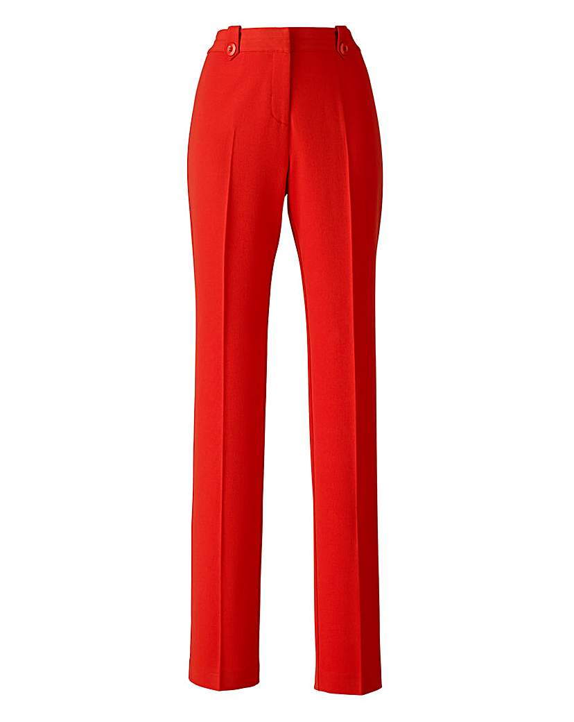 Simply Be Mix And Match Slim Leg Trousers Short