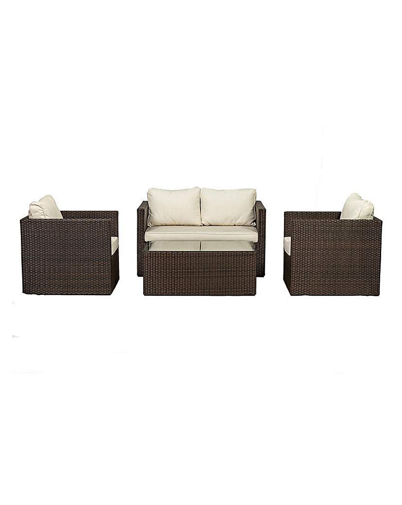 Image of Cannes Corner Lounging Coffee Set