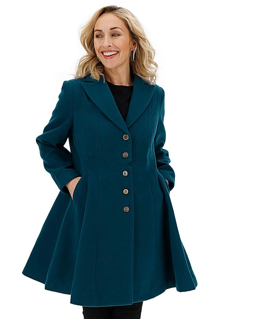 Vintage Coats & Jackets | Retro Coats and Jackets Joe Browns Joyful Winter Coat £89.00 AT vintagedancer.com