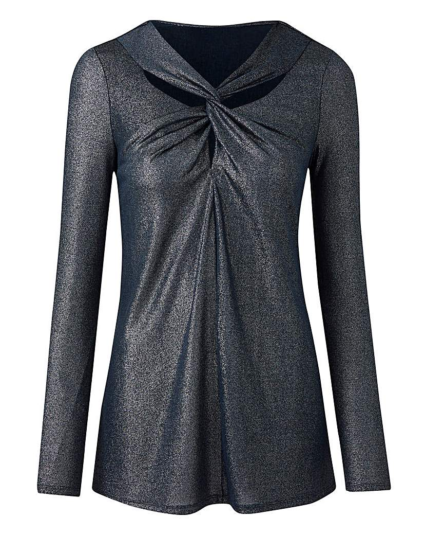 Simply Be ITY Twist Knot Tunic