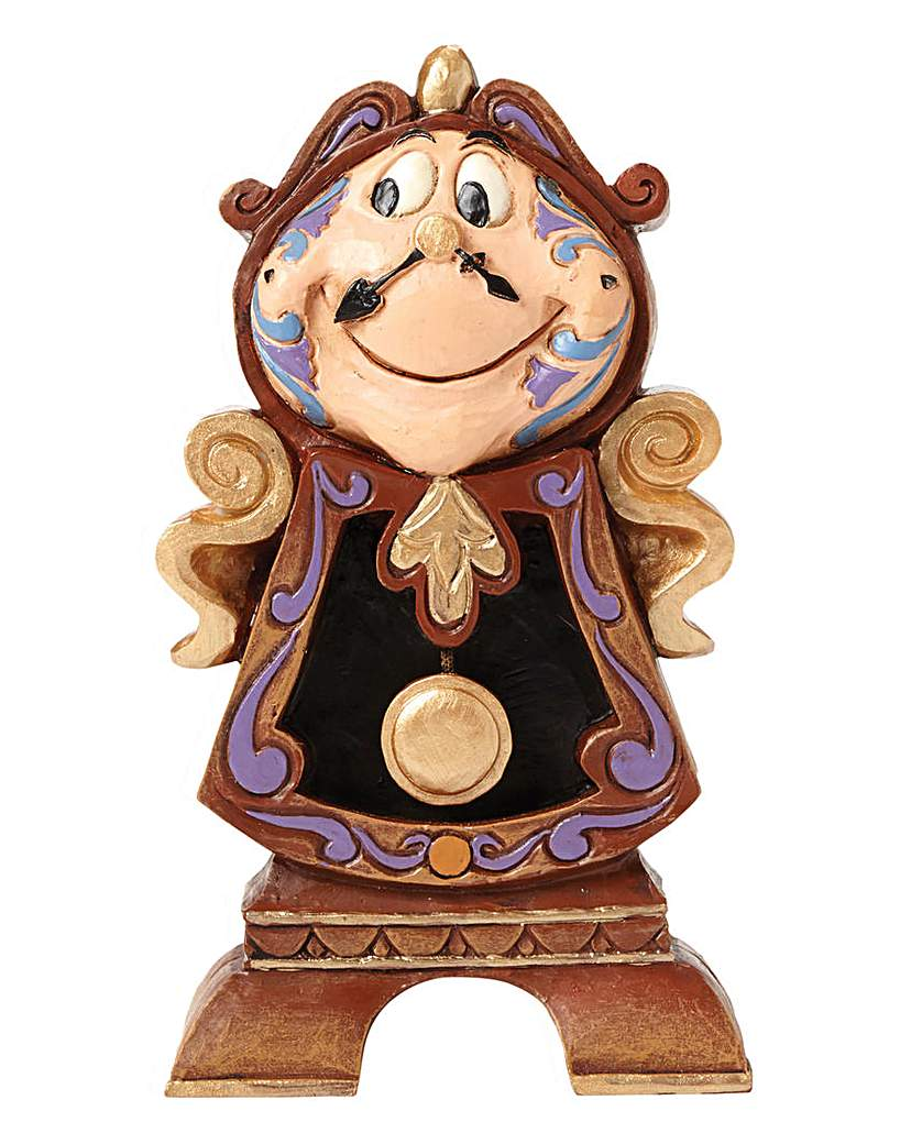 Image of Beauty and the Beast Cogsworth