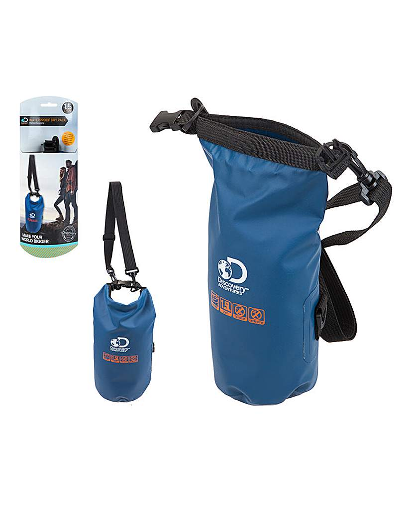 Discovery Adventures 1.5L Dry Bag