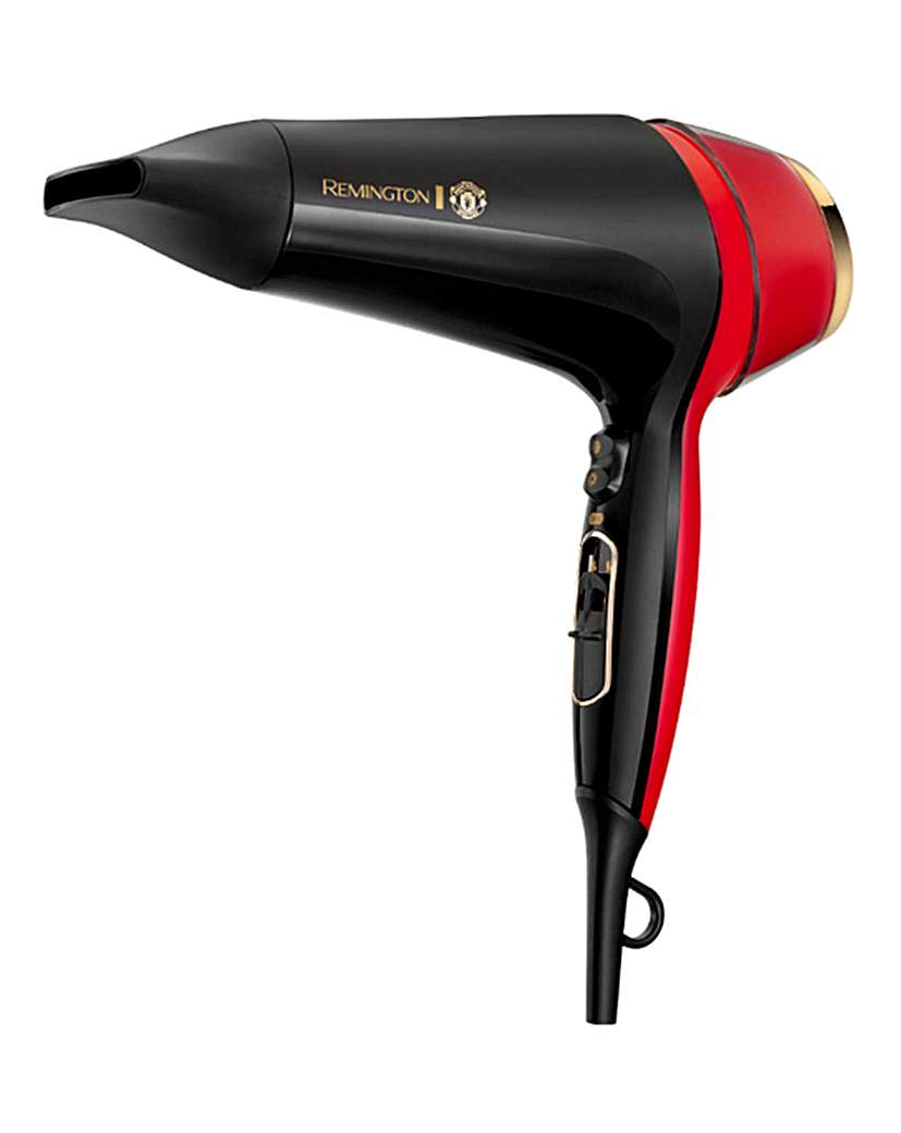Manchester United Manchester United Remington Hair Dryer