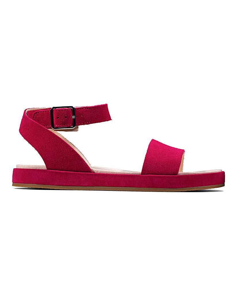 Clarks Clarks Flat Sandals