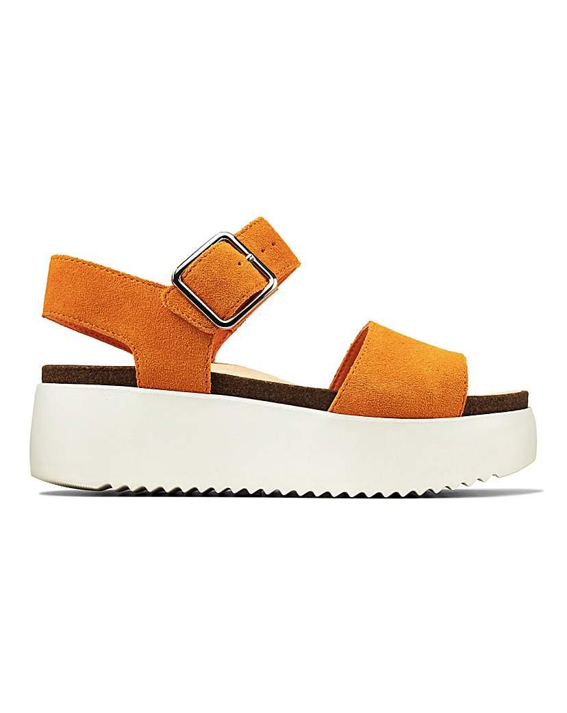 Clarks Clarks Flatform Sandals