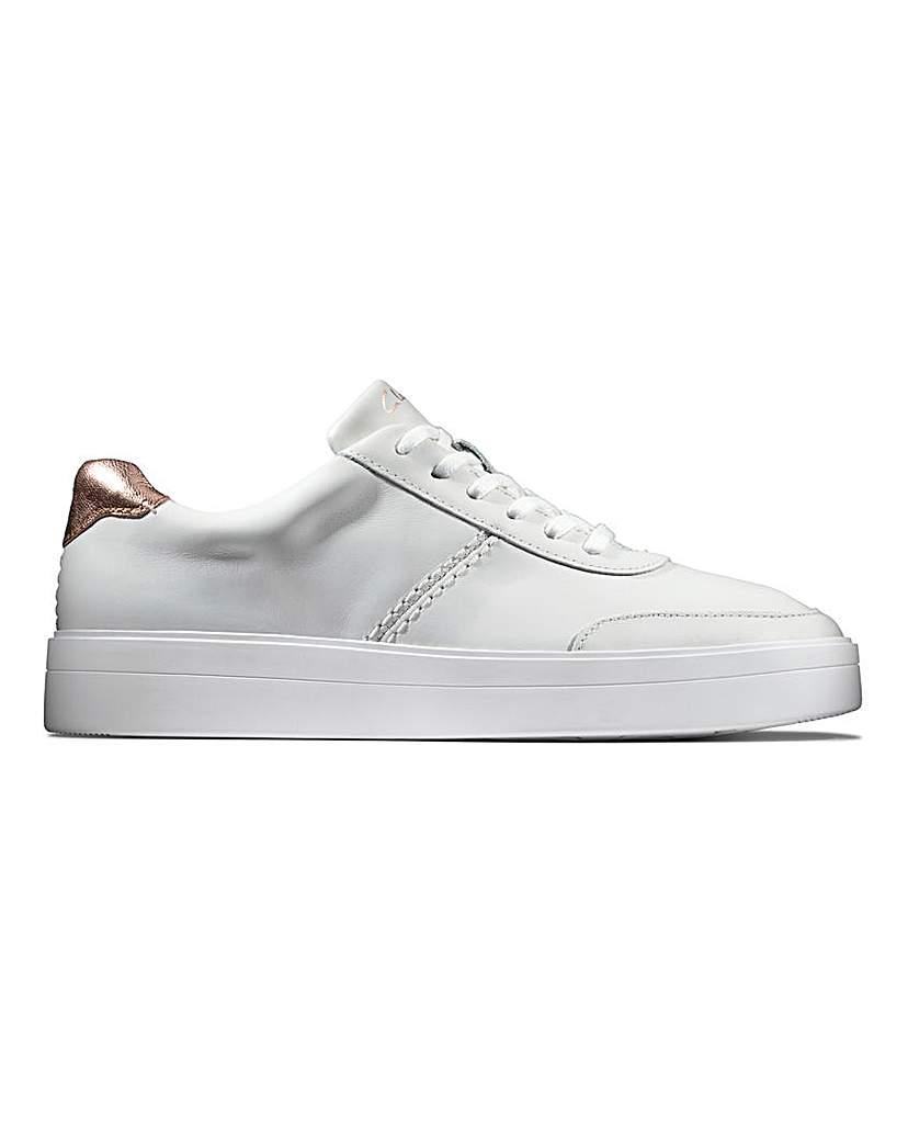 Clarks Clarks Lace Up Shoes D Fit