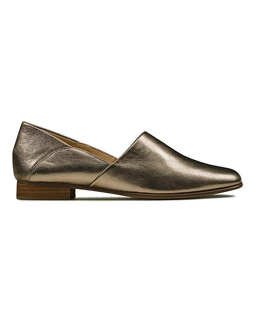 Clarks Clarks Pure Tone Shoes D Fit