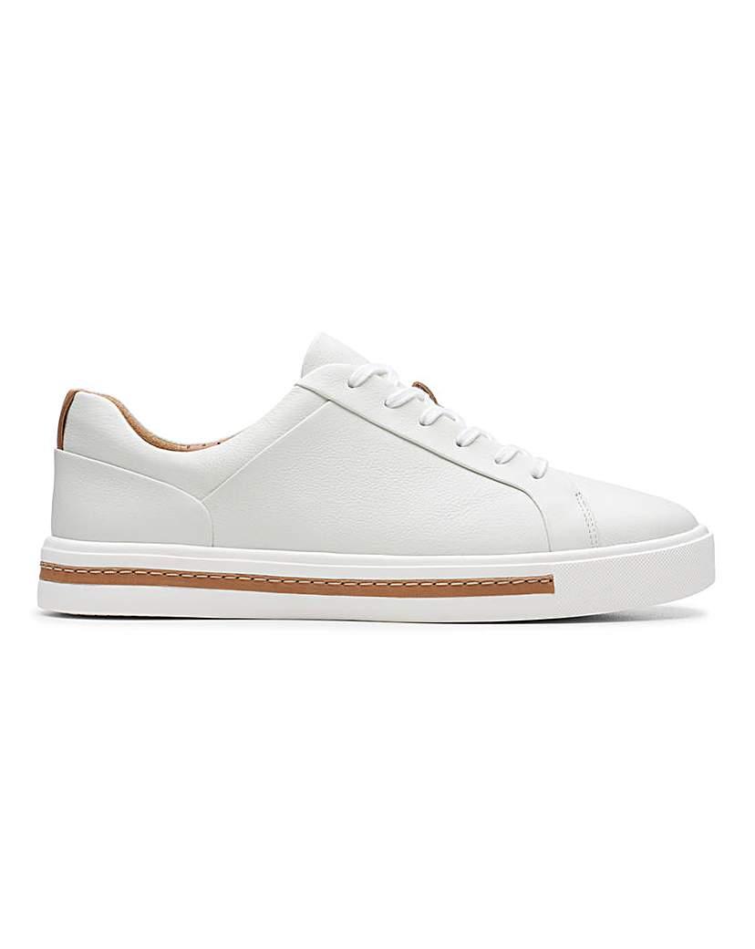 Clarks Clarks Lace Up Shoes E Fit
