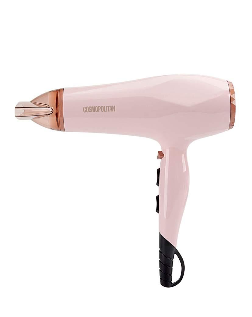 Cosmopolitan Cosmopolitan Cotton Candy Hair Dryer