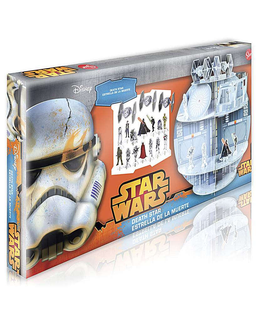 Image of STAR WARS Death Star Construction Set