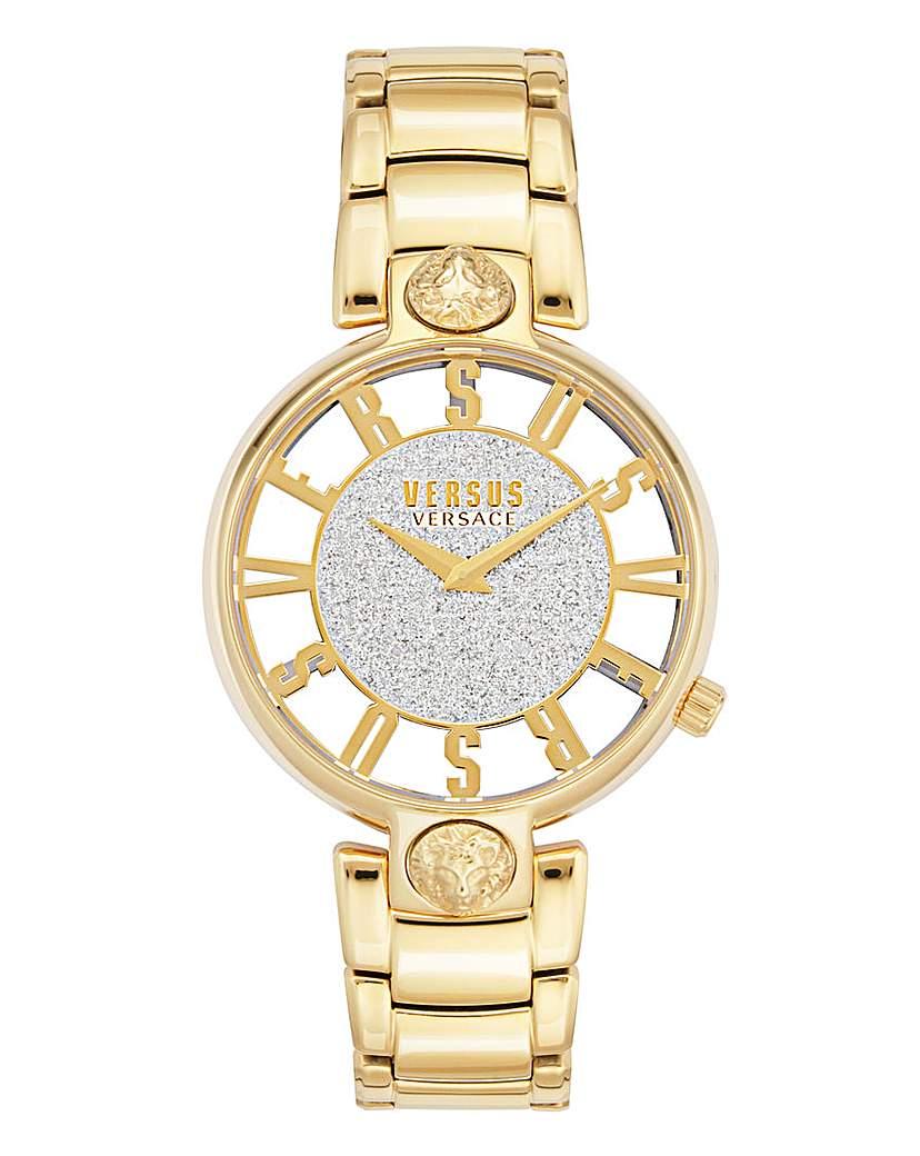 Versus Versace Versus Versace Gold Kirstenhof Watch
