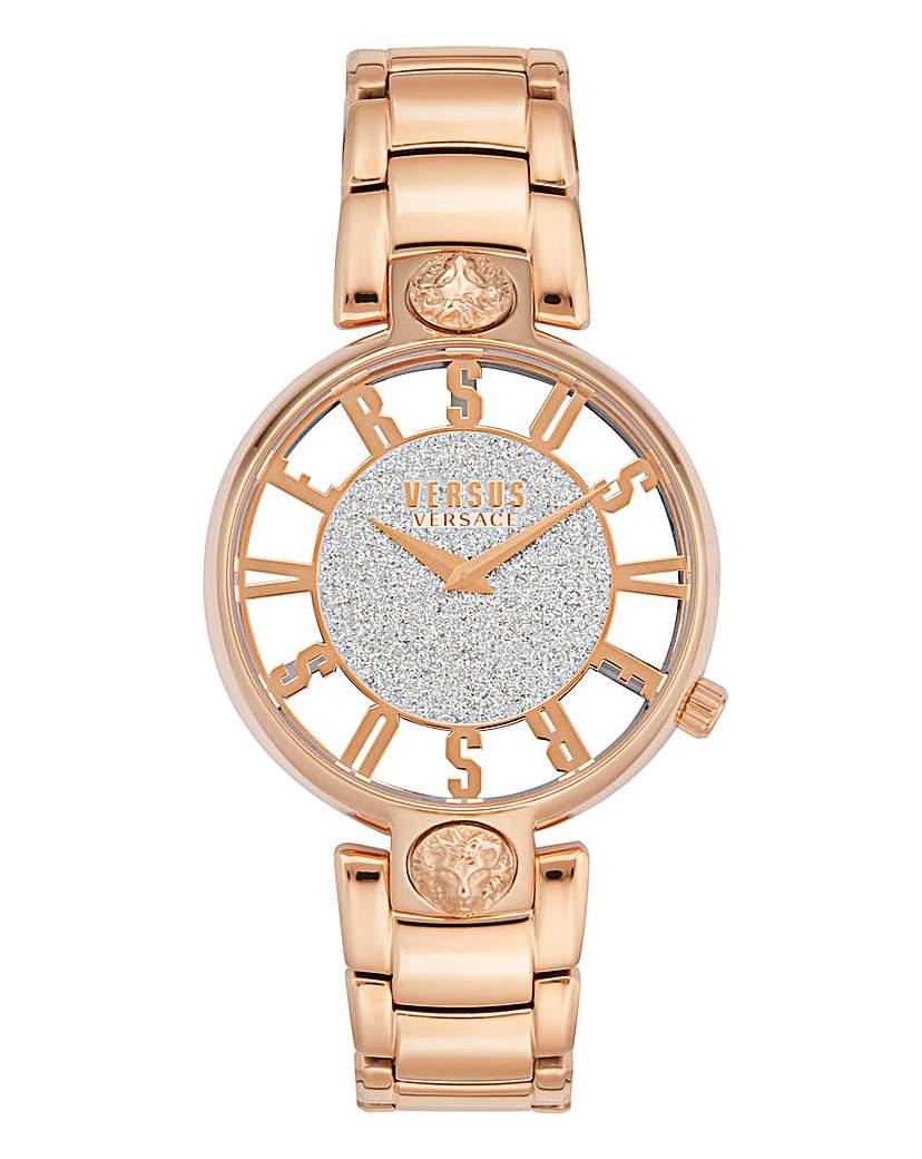 Versus Versace Versus Versace Rose Gold Kirtenhof Watch