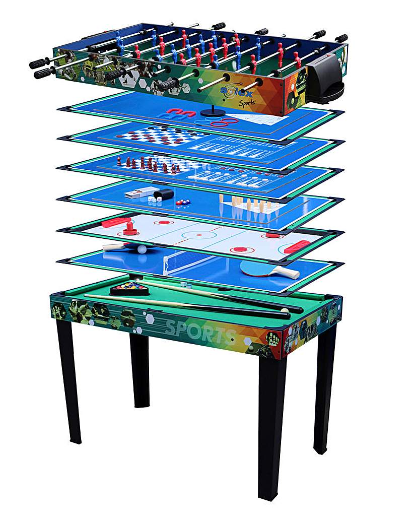 Image of 12-in-1 Multi-Function Games Table